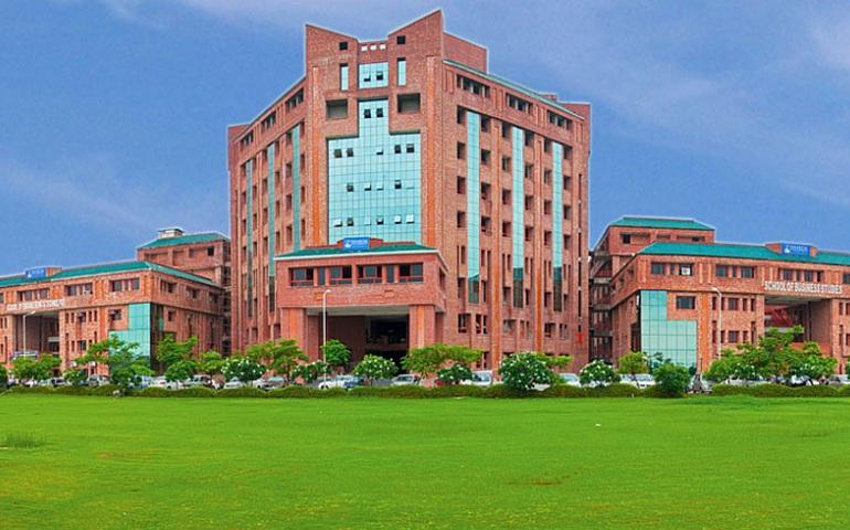 Mein Auslandsjahr in Sharda University, Indien