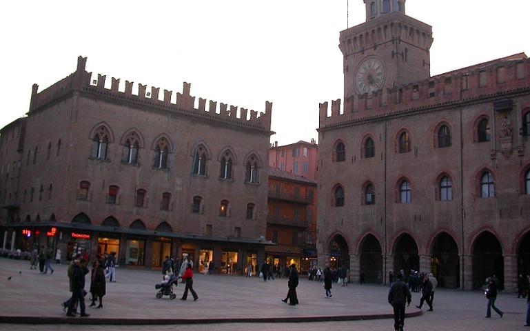 Mein Auslandssemester in Bologna