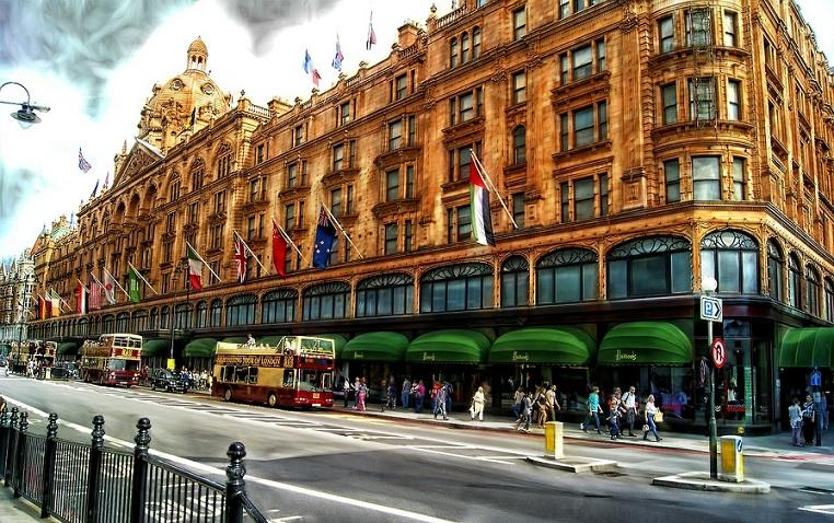 Auslandspraktikum in London
