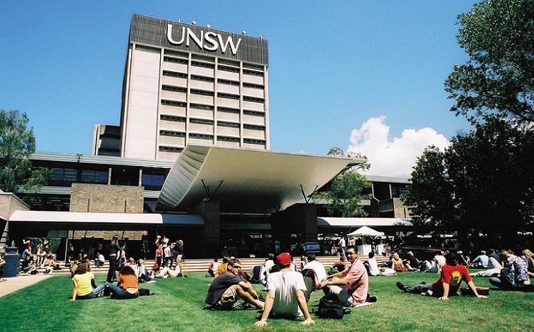 Mein Auslandsjahr an der University of New South Wales
